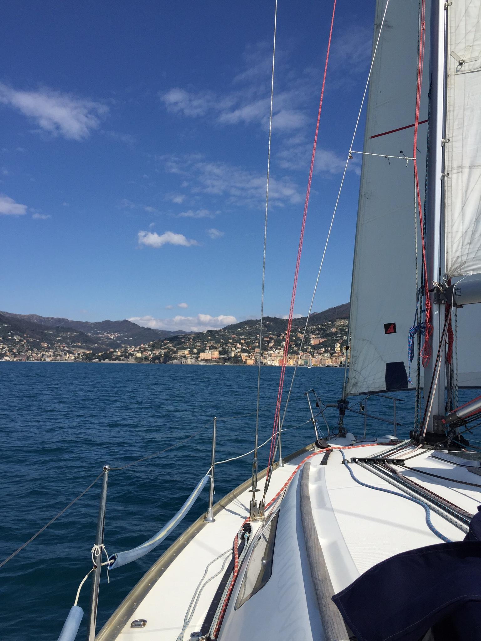 Portofino Coast vista dal mare