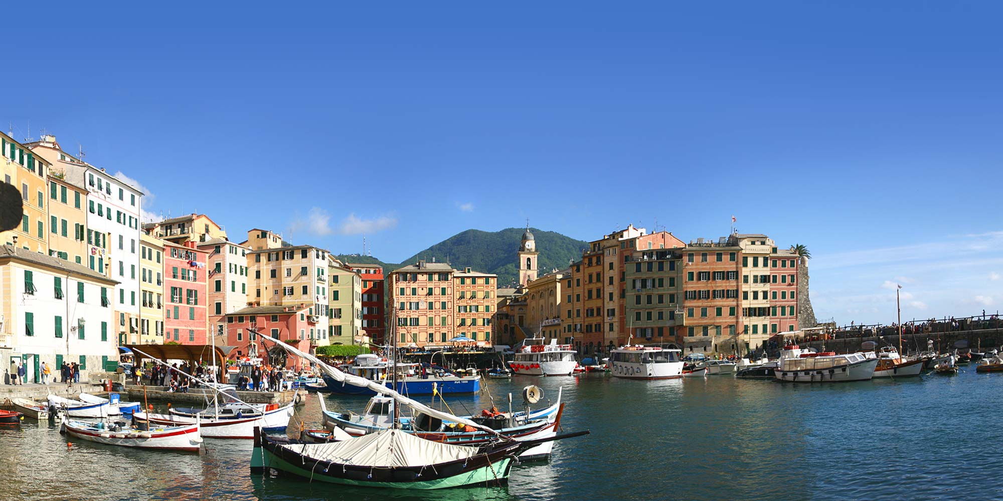 WHAT TO SEE IN THE BEAUTIFUL CAMOGLI