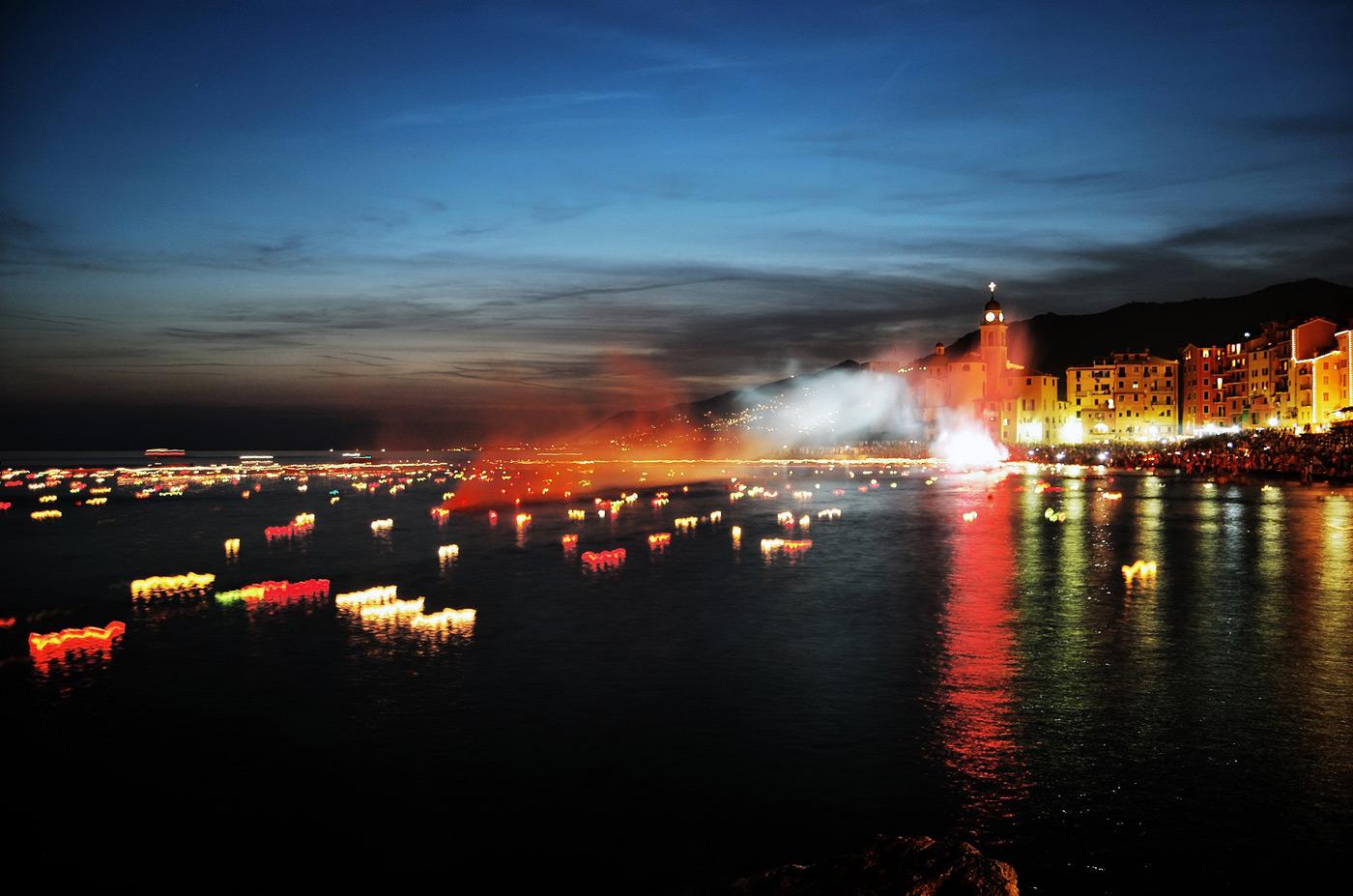 Festa della Stella Maris a Camogli – storia e tradizione