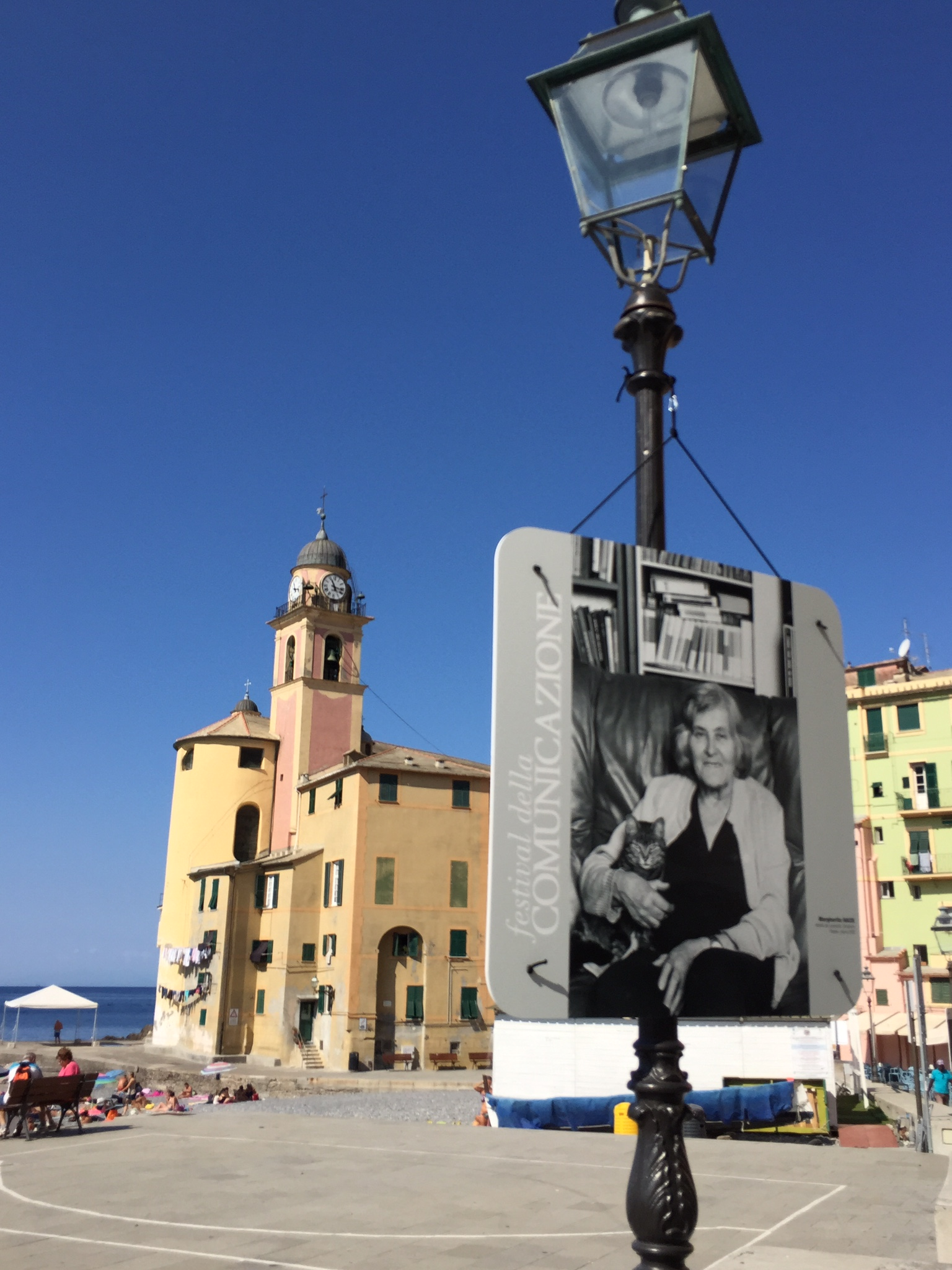 COMMUNICATION FESTIVAL – Camogli  8-9-10-11 September 2016