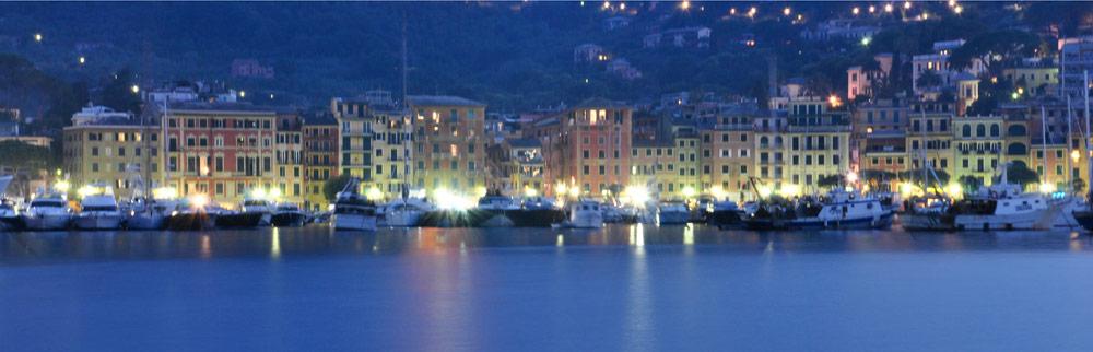 Santa Margherita Ligure by night