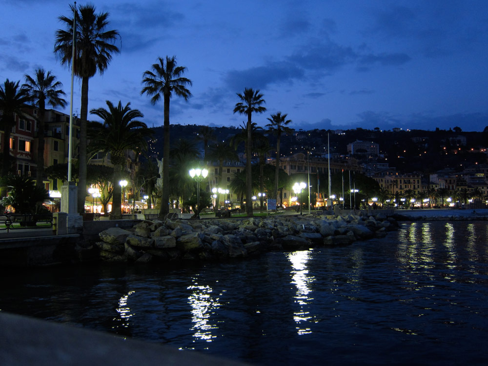santa-margherita-ligure-by-night
