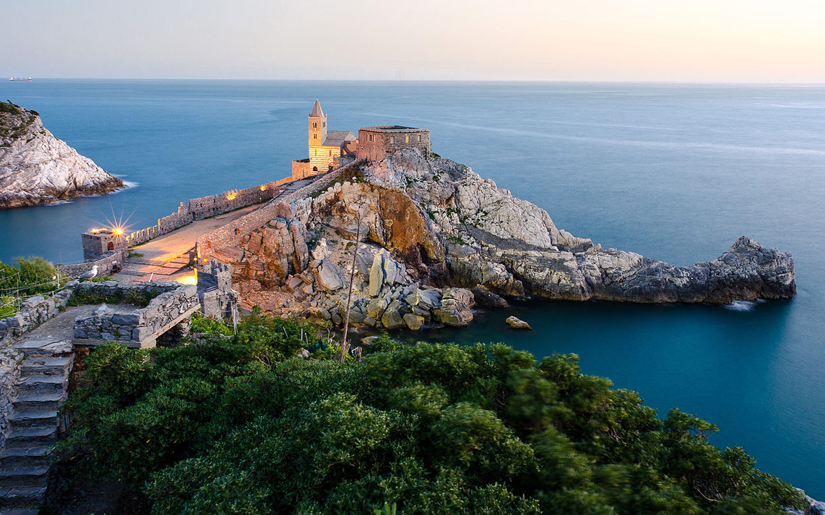 What to do in autumn in Liguria