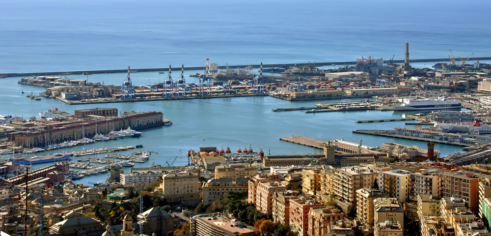 Genoa, a City for Kids