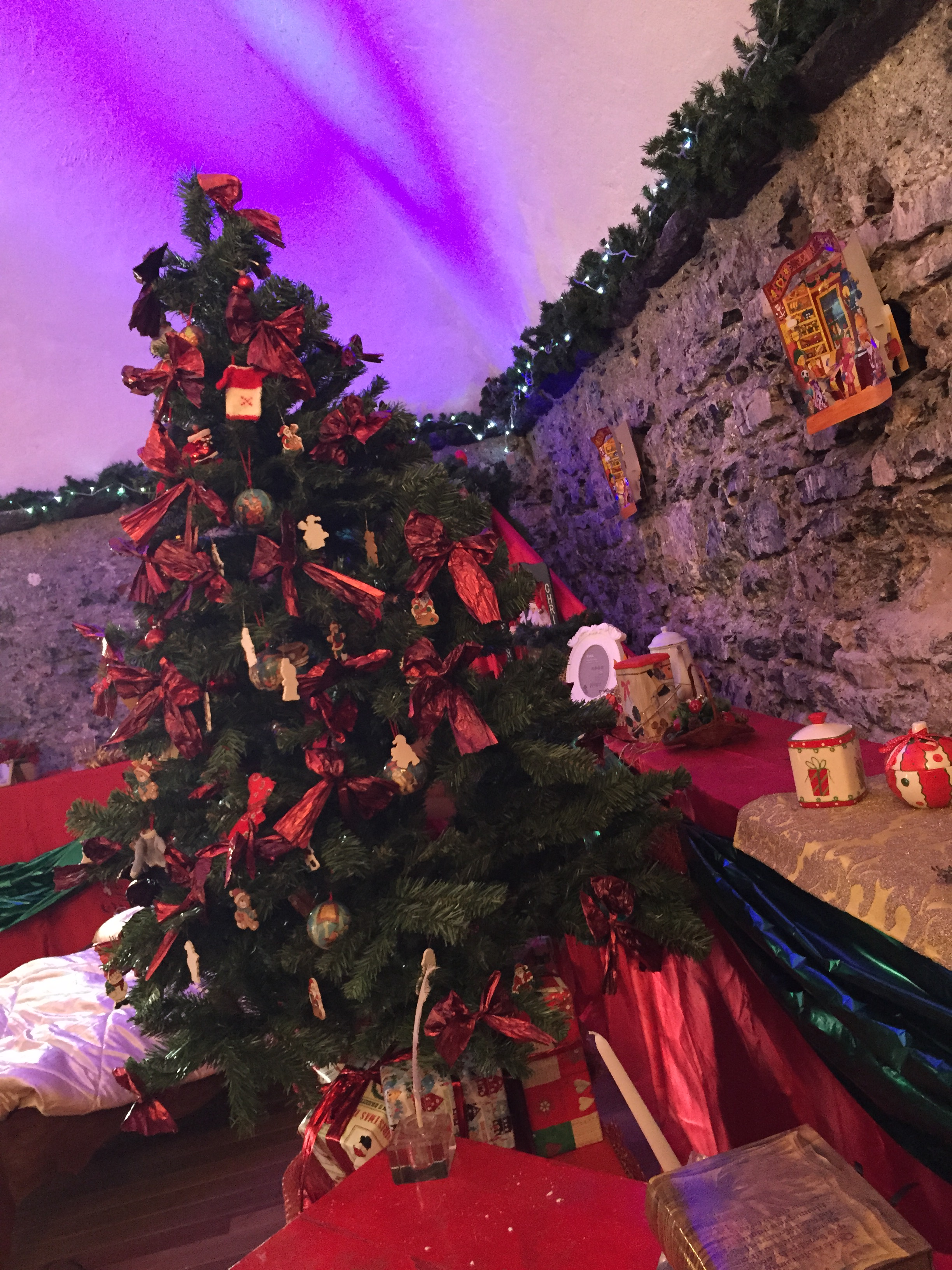 Christmas in Camogli