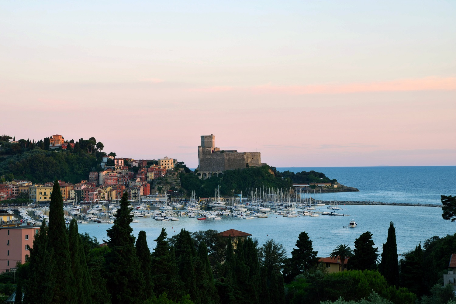 A visit in the Poets' Gulf : Lerici, San Terenzo e Tellaro