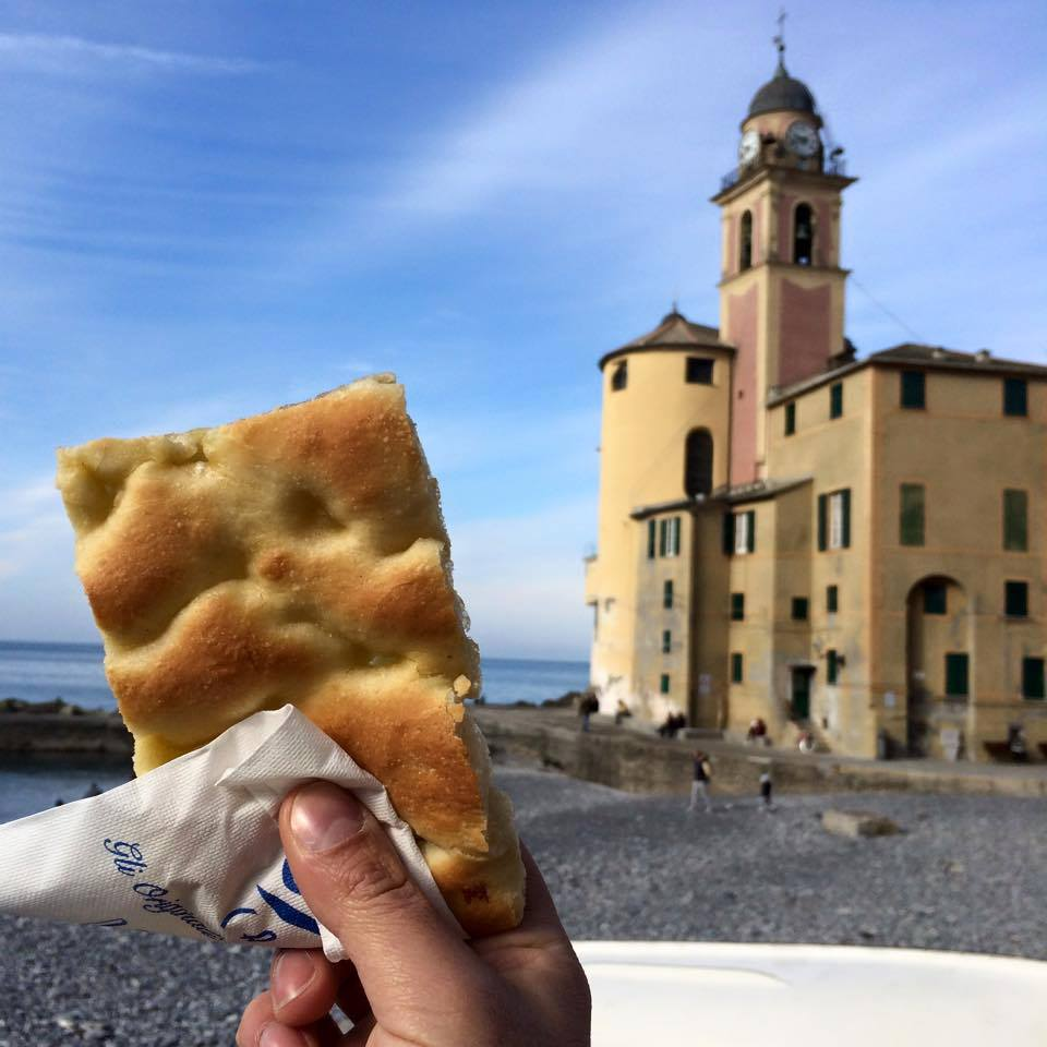 The Myth of the Ligurian Focaccia