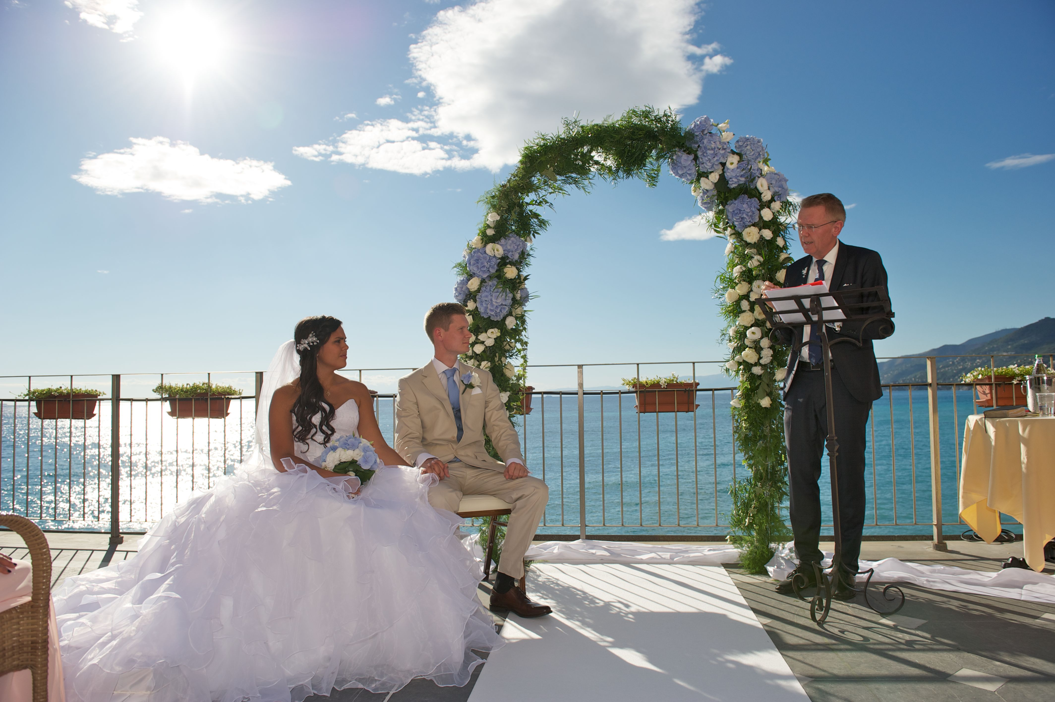 Spring Wedding Day – a day dedicate to the brides and grooms to be