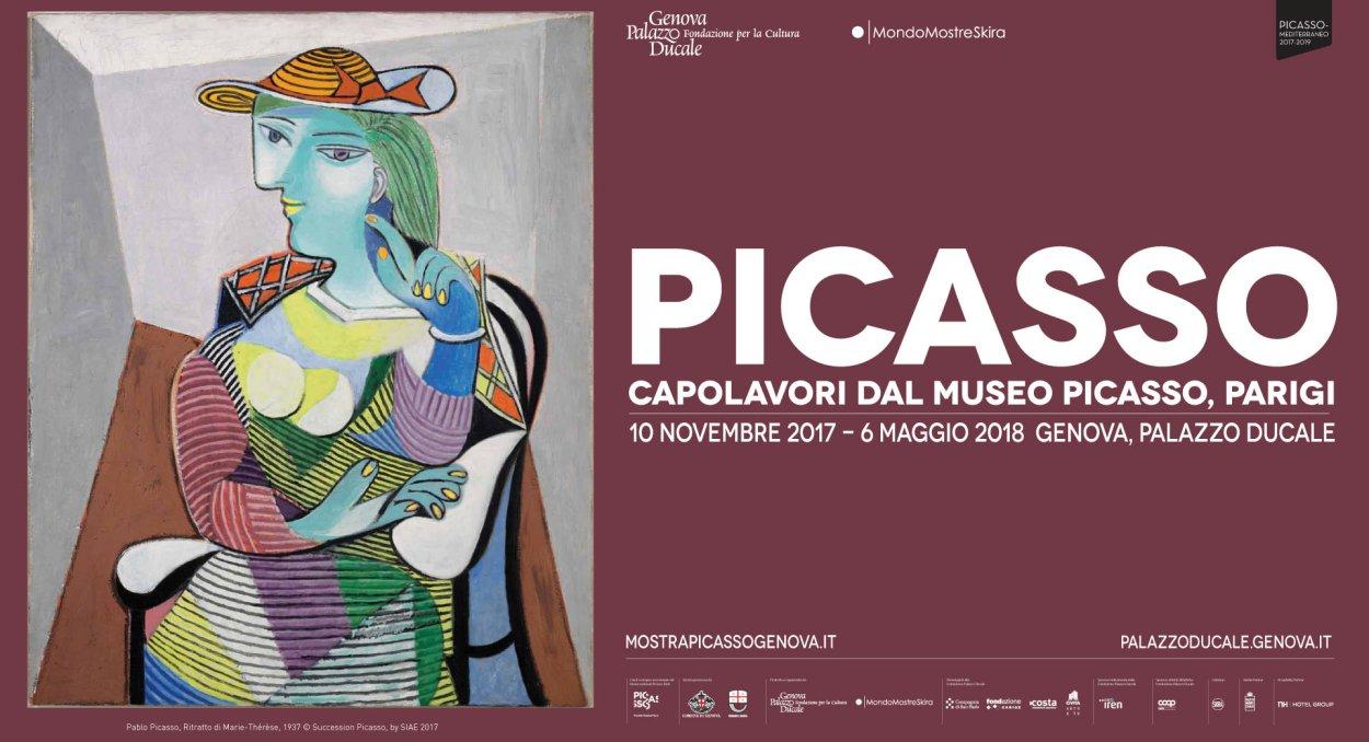 PICASSO Capolavori del Museo Picasso, Parigi