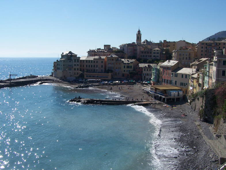 Bogliasco and Sori, two jewels of liguria still to be discovered
