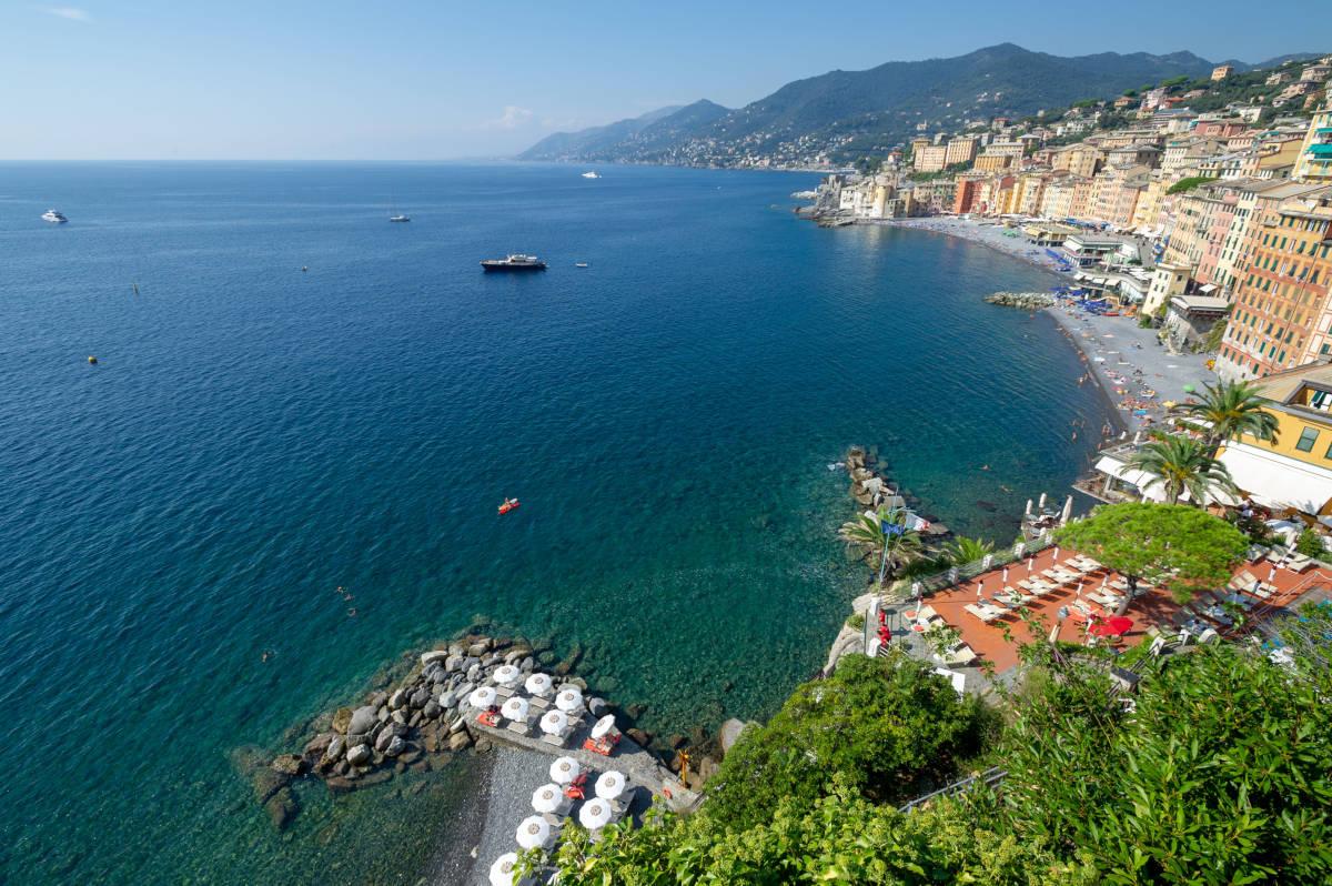 Le 5 spiagge più belle della Riviera di Levante