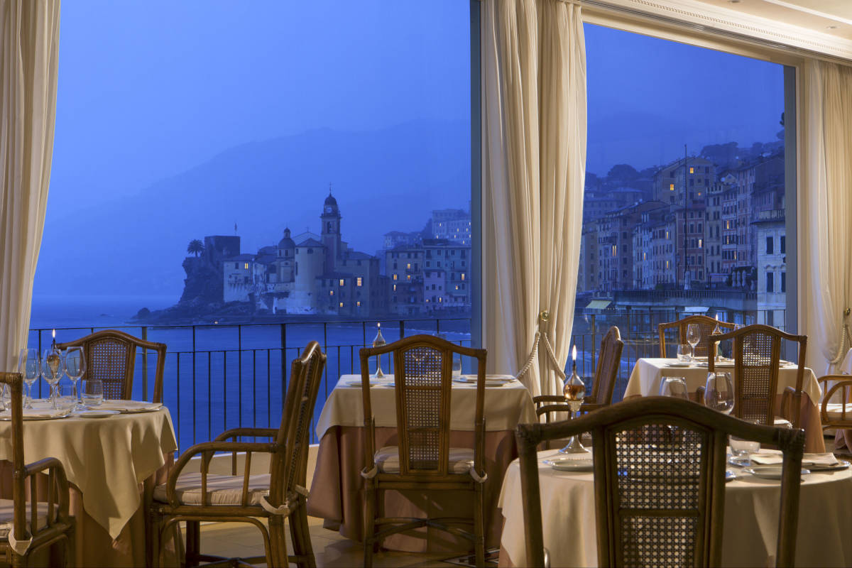 Where to eat in Camogli and surroundings: Top 10 romantic restaurants of the area