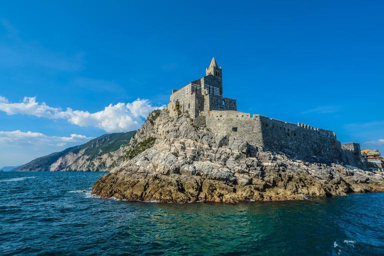 Portovenere, must see near Cinque Terre