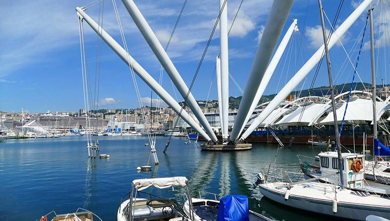 old port, Genova
