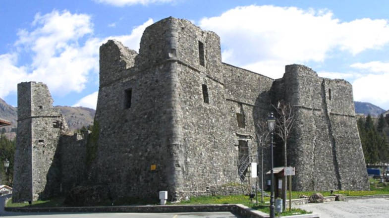 Castello di Malaspina, Santo Stefano d'Aveto