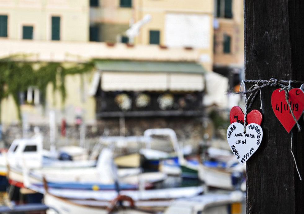I Love Camogli 2021: poesie e foto in onore degli innamorati