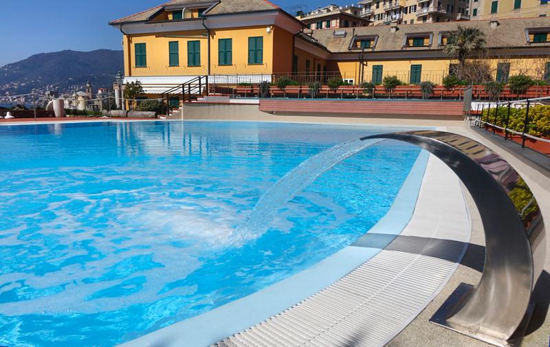 La Balneoterapia: il mare in piscina
